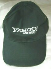 YAHOO ! ANSWER Employee Green Adult Adjustable AMC Headwear Baseball Cap Hat MEN