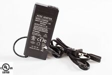 LEDupdates UL LISTED 24V 3A 72W power supply LED Light driver
