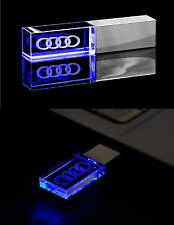 audi pen drive 16 gb usb flash drive key pennetta chiavetta led