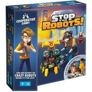 Tomy Stop the Robots Game