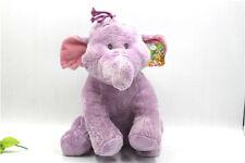 "Authentic Disney Winnie the Pooh Heffalump Lumpy Elephant 12"" Plush Doll Toy"