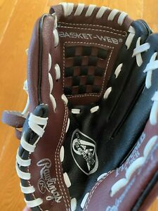 Used Children Rawlings PL90MB 9inch. For right-handed thrower