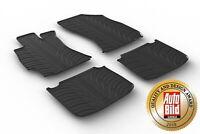 Design Passform Gummimatten Gummi Fußmatten für Subaru Outback ab Bj. 03.2015>