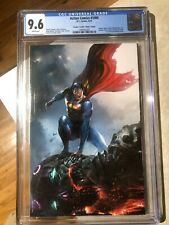 Action Comics #1000 - CGC 9.6 Graded - Frankie's Comics Virgin - June 2018