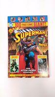 Superman #7 100 page Giant Walmart exclusive Controversial DC Comics Unread