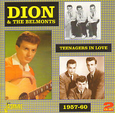 DION & THE BELMONTS - Teenagers In Love 1957-1960 (2011 COMPILATION CD)