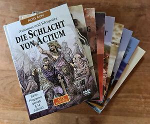 DVD Alte Kulturen Nr. 2, 3, 5, 7, 10, 17, 18, 30, 41