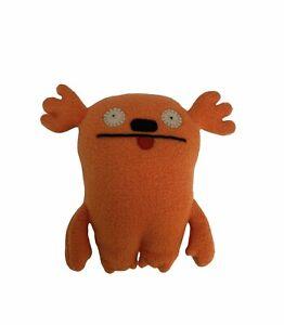 "Ugly Dolls 8"" Mrs. Kasoogi Orange Plush Stuffed Animal"