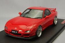 1/18 HPI IG #IG0200 Mazda RX-7 (FD3S) Sprit R Type A Red