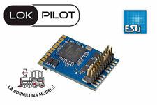ESU 59622 LokPilot 5 DCC PLUX22 NEM658 - Para escalas H0, TT y 0 - NUEVO