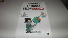 Pascal Boniface pour Le monde selon Sarkozy