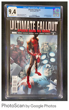 Ultimate Fallout #4 CGC 9.4 First Print, First Miles Morales, Marvel 2011