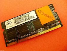 HP/Nanya  * 1GB DDR2 667MHz PC2-5300S Laptop  Memory RAM * NT1GT64U8HB0BN-3C