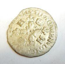 HENRI II douzain aux croissants 1551 A