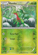 Massko Reverse - N&B:Glaciation Plasma - 7/116 - Carte Pokemon Neuve Française