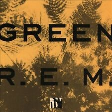 R.E.M. Green 1988 Warner Bros CD
