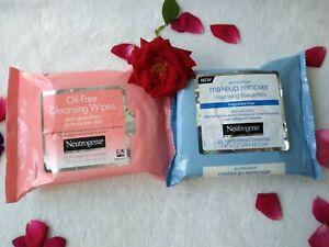 Neutrogena Oil-Free Cleansing / Neutrogena Makeup Remove. Choose your favorite