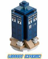 LEGO Dimensions Tardis - Dr Who - FREE POST