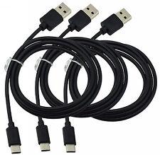 3X USB Typ C Datenkabel USB-C Ladekabel Daten Kabel für Samsung Galaxy S8/S8+