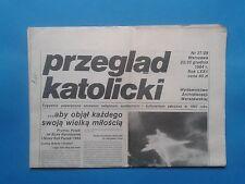 Przeglad Katolicki Nr.27/28 - 1984r.