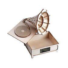 Art & bois phonographiques (maquette en Kit Bois) Artesania Latina