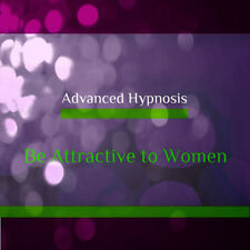 Be Attractive to Women Hypnosis CD, Confidence, Magnetism Hypnotherapy