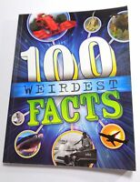 100 Weirdest Facts Book by Clive Gifford