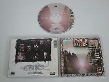 No return/Seasons of Soul (semetery Records 122 131) CD Album