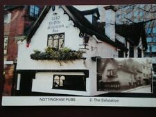 Nottingham Printed Collectable Nottinghamshire Postcards