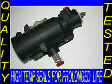 1969 1976 QUICK RATIO   CHEVY TRUCK 2X4 POWER STEERING GEAR BOX