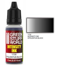 Tinta de Intensidad OPULENTUS BLACK - Aerografo y Pincel Pintura Acrilica Color