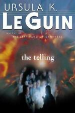 The Telling by Ursula K. Le Guin (2000, Hardcover)