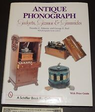 TIMOTHY C. FABRIZIO - Antique Phonograph Gadgets, ** Very Good Condition **