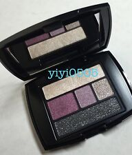 Lancome CD Eye Brightening 5 Shadow&Liner Palette 301 Mauve Cherie GWP New