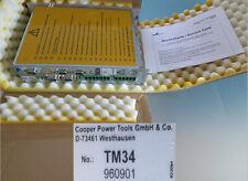 Cooper Power Tools TM 34 960901 servo module 12-1 #1332