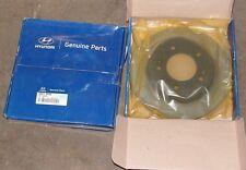 Hyundai Elantra II Velostar Rear Solid Brake Discs 14 Inch 5 Stud 58411-3X300