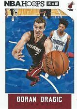Goran Dragic NBA Hoops 2015-2016 Trading Card #81