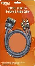 Foxtel TV Video Cables and Adapters
