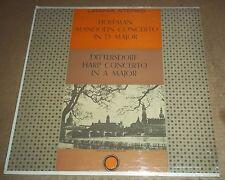 HOFFMAN Mandolin Concerto DITTERSDORF Harp Concerto - Urania US 57110 SEALED