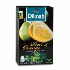 Ceylon Black Tea - Pear & Orange Flavoured 20 Tea Bags