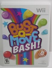 Bust-A-Move Bash (Nintendo Wii, 2007) COMPLETE