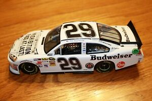 Kevin Harvick 2012 Budweiser Prohibition Ends #29 RCR RCCA !/24 HOTO Please Read