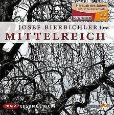 Mittelreich: Ungekürzte Autorenlesung (10 CDs) von Bierbichler, Josef