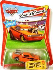 IMPOUND SNOT ROD Giocattolo Mattel Cars 1:55 Disney Modellini Metallo Diecast