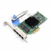Low Profile Bracket for Intel EXPI9402PT 8492MT 82576EB 82576GB NC360T E1G42ET