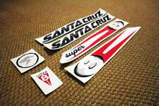 Santa Cruz Super 8 1998 Stickers Decals Set