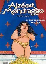 Alzéor Mondraggo 3, Arboris
