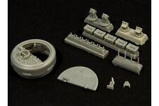 PANZER ART RE35-323 1/35 T-34/85 Commander Copula (Late Pattern)