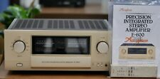 Accuphase E600 Integrated Amp with Phono