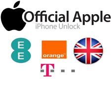 FAST UNLOCK CODE SERVICE FOR IPHONE 4,5,5S,5C,6,6+ AT EE TMOBILE & ORANGE UK